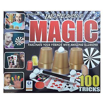 Neuveriteľné Magic 100 triky