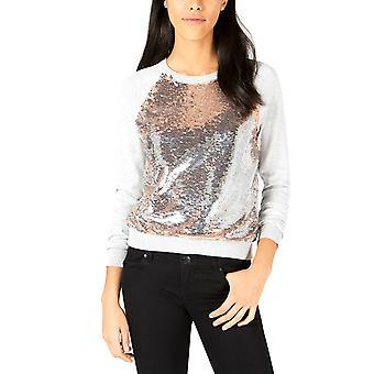 Bar III | Sequined Raglan Sweatshirt