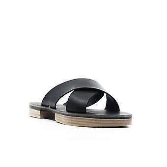 Freda Salvador | Cross Sandals