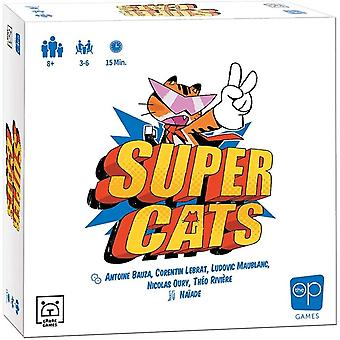 Jeu de cartes Super Cats