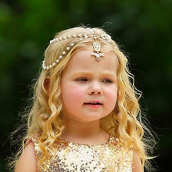 Forehead Braided Chain-girl Princess Hair Accessories