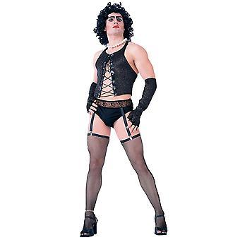 Frank N Furter The Rocky Horror Picture Show Horror Halloween Mens Costume STD