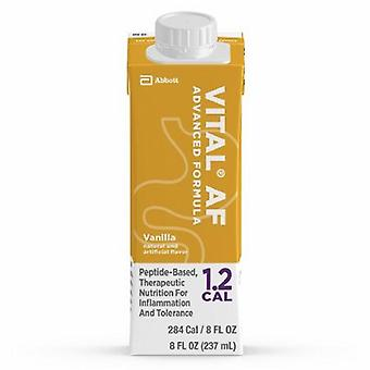 Abbott Nutrition Vital AF 1.2 Cal Oral Supplement Vanilla Flavor, 8 Oz