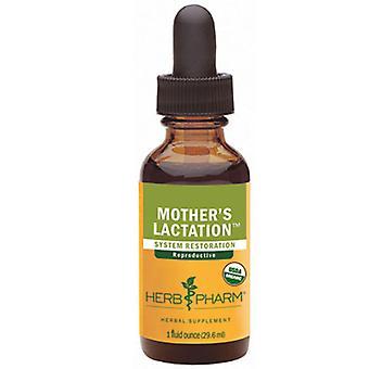 Herb Pharm Mother's Lactation Tonic, 4 oz.