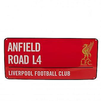 ليفربول FC شارع علامة