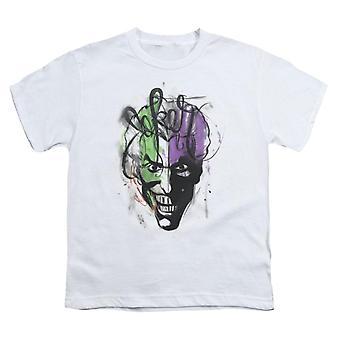 Batman Joker Airbrush Jeugd T-shirt