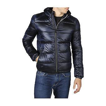 Yes Zee - Clothing - Jackets - 0640_J813_QF00_0713 - Men - navy - XXL