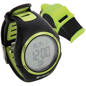 Fox 40 Unisex Adult Whistle and Watch Set