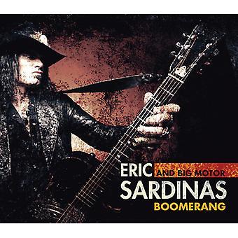 Eric Sardinas & Big Motor - importation USA Boomerang [Vinyl]