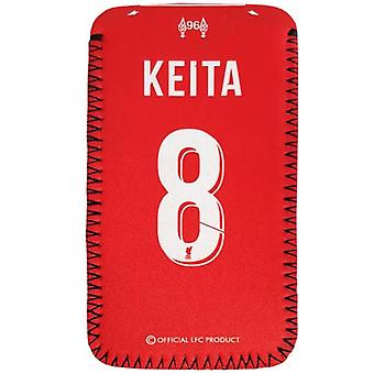 Liverpool Phone Sleeve Keita
