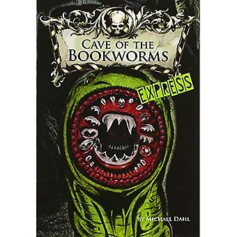 Cave of the Bookworms - Express Edition (Library of� Doom - Express Edition)