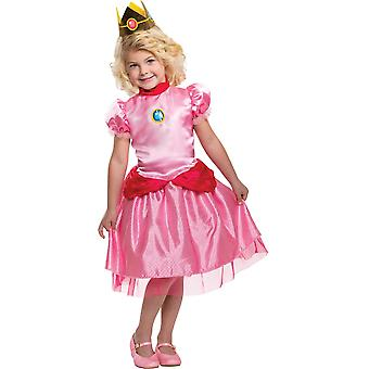 Princess Peach Toddler Costume