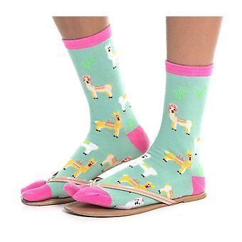 Flip Flop Tabi Socks