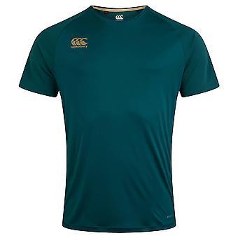 Canterbury Herren 2020 Vapodri Superlight solid Wicking Quick Dry Rugby T-Shirt