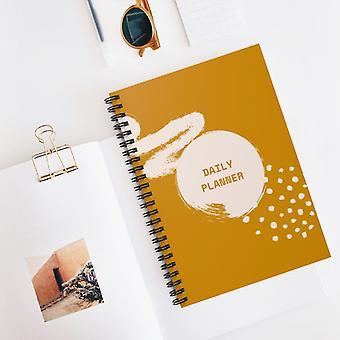 Planificador Diario Moderno