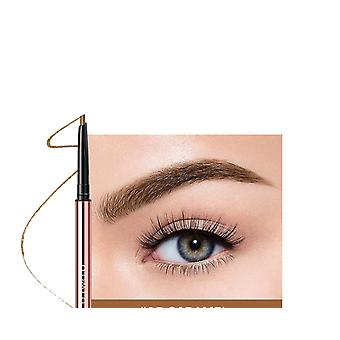 Ultra Fine, Long Lasting, Waterproof And Triangle Tip Eyebrow Pencil