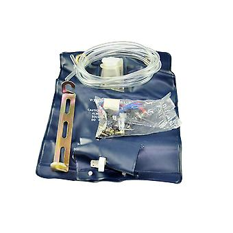 Universal 12 Volt Windscreen Washer Bag Kit Avec Pompe, Jets et Switch Awp23