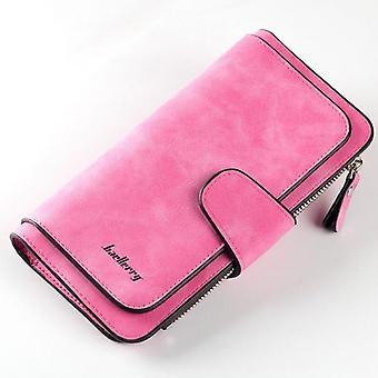 Wallet Women Leather Luxury Card Holder