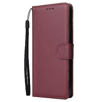 Pu Leather Case لـ Xiaomi Redmi Note 9 9a 9s 8t 8 7 6 5 4 Pro Max 8a 7a 6a 5a