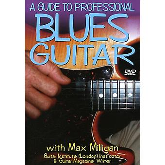 A Guide to Professional Blues Guitar [DVD] USA import