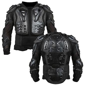 Full Motorcycle Body Armor Shirt Jacket