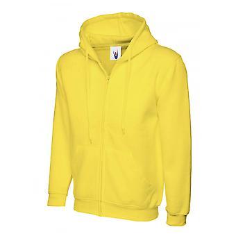 Uneek Adult Classic Full Zip Hooded Sweatshirt UC504
