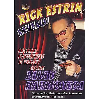 Rick Estrin paljastaa salaisuuksia vivahteet & temppuja [DVD] USA tuonti
