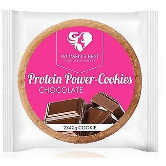 Women's Best Protein Power Cookies 2 x 40 gr