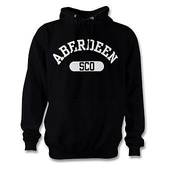 Aberdeen Escocia ciudad sudadera con capucha