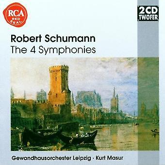 4 Symphonies [CD] USA import