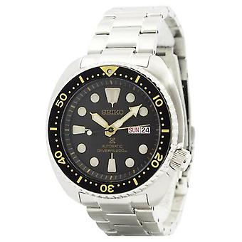 Seiko Prospex Turtle Automaattinen Diver's 200m Srp775 Srp775k1 Srp775k Men's Watch