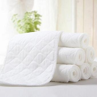 Newborn Cotton Three-layer Superfine Fast Absorption Ecological Diapers