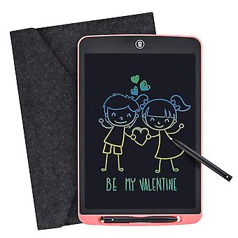 Lcd writing tablet, 12 inch digital ewriter colorful electronic graphics tablet portable mini writin wof75593