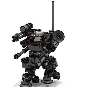 ميني Tatical قناص جندي نموذج كتلة بناء الجسيمات الصغيرة