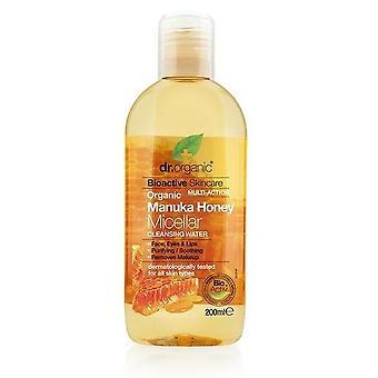 Dr. Organic Agua Micelar Miel de Manuka 200 ml