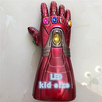 Endgame Thanos Led  Gauntlet  Stones, War Led Glove Kids&adult Halloween