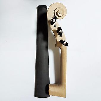 5 String Stradivarius 4/4 Vaahteranvalkoinen viulu kaulapähkinä tapit