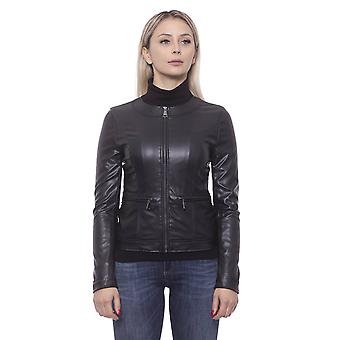 Черный Жакет Versace 19v69 Женщины
