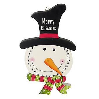 Heaven Sends Snowman Christmas Countdown