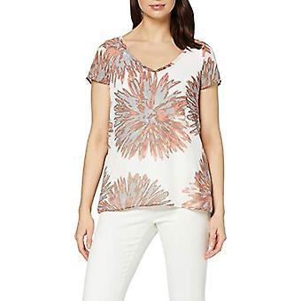 s.Oliver BLACK LABEL 29706324918 T-Shirt, Multicolored (01B1 01B1), 44 Woman