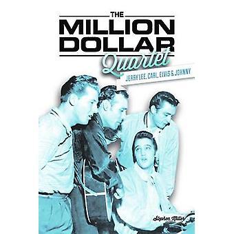 Million Dollar Quartet Jerry Lee Carl Elvis  Johnny by Miller & Stephen