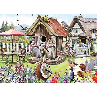 Otter House Feathered Friends Jigsaw Puzzle (1000 Pieces)