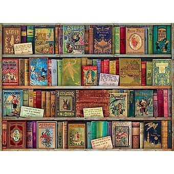 Ravensburger Vintage Library Rompecabezas (500 Piezas)