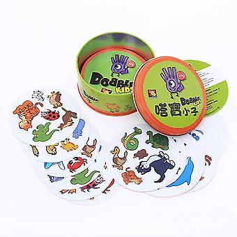 Dobble Card Board Game Spot It Observation Speed Kids Gift Fun Toys