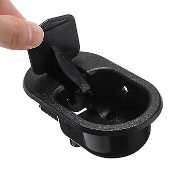 Black Sofa Chair Recliner Release Handle Pressure Bar Pull Cable