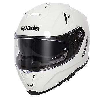 Spada SP1 Casco de motocicleta Blanco
