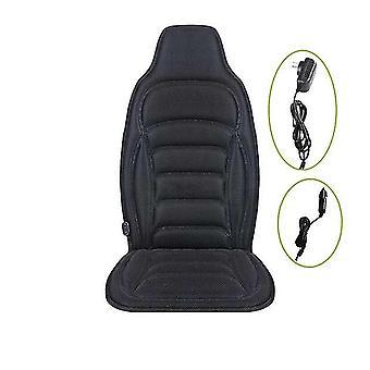 Dispositivo di massaggio auto 12V multifunzionale per tutto il corpo sedie cuscino cuscino auto riscaldata (traspirante