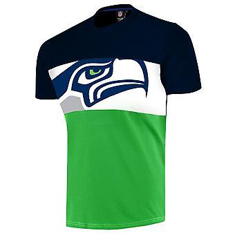 NFL Seattle Seahawks Pannelled Shirt multi
