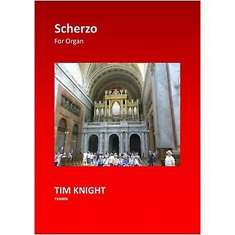 Knight: Scherzo ORGAN SOLO