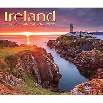 Irland 2022 Box Kalender Travel Daily Desktop av Willow Creek Press